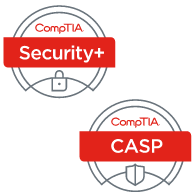 CompTIA Security+, Advanced Security Practitioner (CASP)